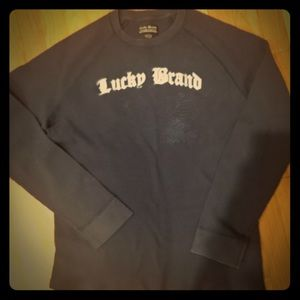 Men's Lucky Brand Long Sleeve Thermal Top